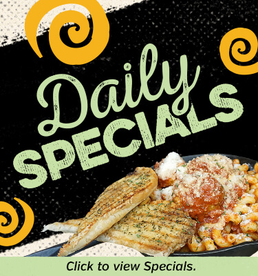 Good Buddy's Daily Specials