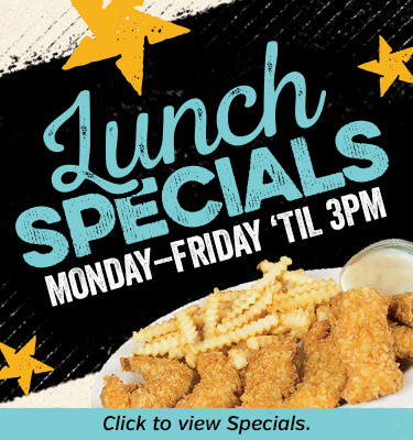 Good Buddy's Lunch Specials