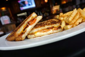 Pub Grilled Cheese