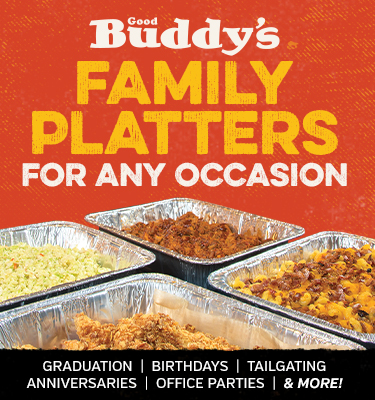 Good Buddy's Family Platters