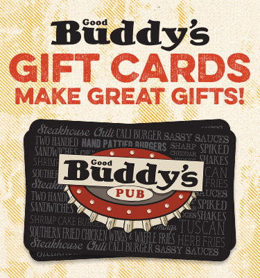 Good Buddy's Gift Cards