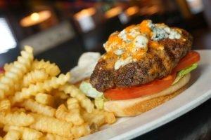 Buffalo City Burger