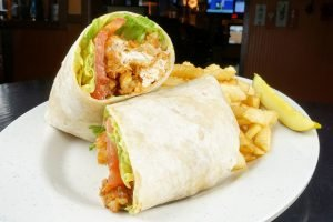Buddy's Crunchy Tender Wrap